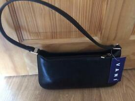 Small Black Vani New York Handbag