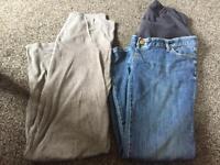Maternity clothing bundle size 14-16