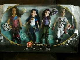 Disney Descendants Dolls