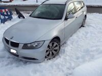 Bmw 330d se estate 2008 may px or swap very very fast.