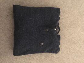 Men's Abercrombie & Fitch woolen hoody