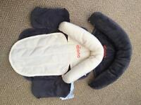 Diono Cuddle Soft Baby Car Seat Insert