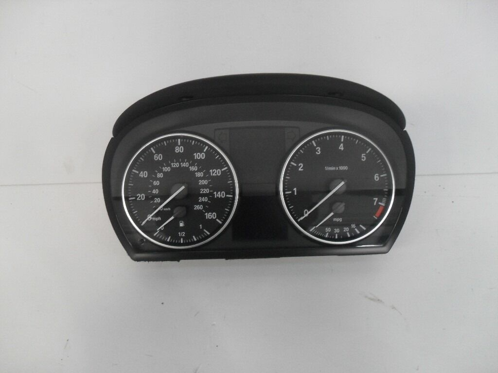 BMW 3/ X1 Series INSTRUMENTS COMBINATION UNCODED E92 & OTHERS 9187059 REF 2090