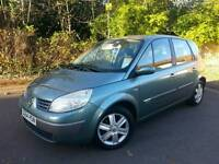 RENAULT SCENIC 1.4 16V mint condition cheap