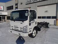 2015 Isuzu NRR New ISUZU Cabover Cab and Chassis