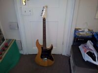 Yamaha Pacifica Electric Guitar (PAC112X) Good Condition with free soft case