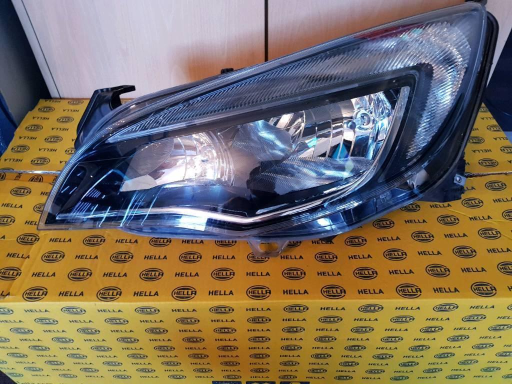 Astra j headlight