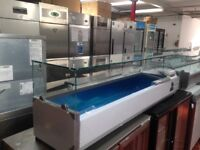 Refrigerated food display cabinet 1,2 m Restaurant / Take Away