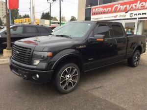 2014 Ford F-150 SUPER CREW PLATINUM 4X4|LEATHER|NAVIGATION|SUNRO