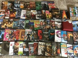 DVD Joblot 160+