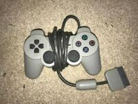 PlayStation 1 Official Analog Controller