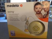 UNOPENED UNUSED Medela Swing Electric Breast Pump