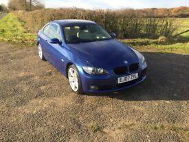 Bmw 330i se full BMW service history apart from 1 great condition for year full leather good tyres