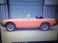 Urgently looking for a mgb to purchase
