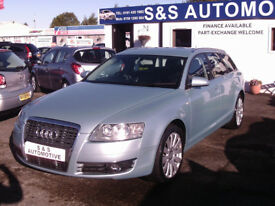 2009 AUDI A6 AVANT LIMITED EDITION TDI *SAT-NAV* M.O.T/WARRANTY (FINANCE AVAILABLE)