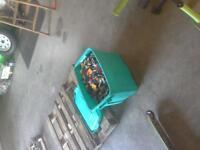 bucket of lego