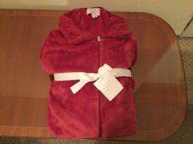 Carole Hochman Heavenly Soft Dressing Gown - Size XL