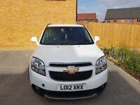 Chevrolet Orlando Automatic 2012 Sale