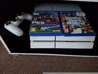 ps4 1t and games