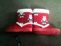 Bunny slippers size 40