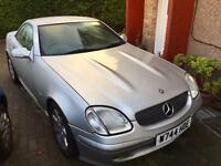 Mercedes SLK200K ***PRICE REDUCED***