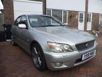 Lexus IS200 - £850 ONO