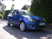 Ford Fiesta ST 2.0 Blue 3dr