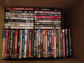 DVD's - Less than 35p each!