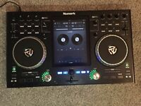 Numark iDJ Pro DJ controller with iPad (Lightly Used)