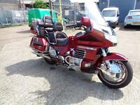 Honda Goldwing GL 1500 20th Anniversary Edition
