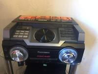 Panasonic dj mixer