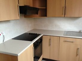 Spacious 1 bedroom flat close to shops, train station and bus stop into Blackburn