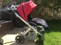 Babystyle oyster push chair