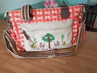 Pink Lining Yummy Mummy Changing Nappy Bag