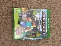 Minecraft for Xbox one *swap*