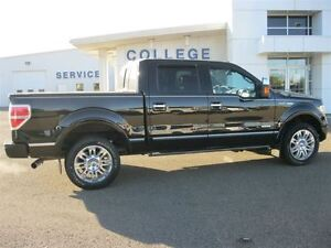 2013 Ford F-150 Platinum - ACCIDENT FREE!! ONE OWNER!!