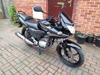 2012 Honda CBF 125 motorcycle, 9 months MOT, full service history, very good runner, bargain ,,,,