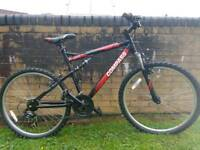 Mountain bike for sale.