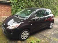 2010 Ford KA Black Low Mileage