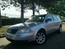2005/55 VOLKSWAGEN PASSAT 1.9 TDI HIGHLINE *FULL SERVICE HISTORY IMMACULATE CONDITION*