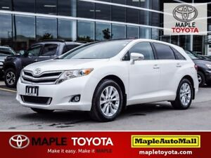 2014 Toyota Venza AWD LEATHER PANO ROOF BACKUPCAM