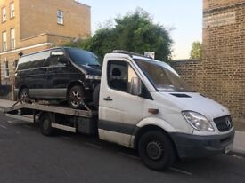 Nationwide Car Bike Breakdown Recovery Tow Truck Service Auction Transport Reliable