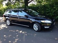 2011 Ford Mondeo Zetec 2.0ltr TDCI,AirCon,Twin Elec TowBar,Stunning Metallic Black,100% Geniune Car!