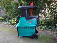 Bosch AXT 25D garden shredder