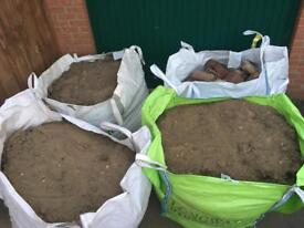 FREE Soil and rubble