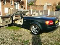 Audi A4 convertible 2005 1.8t