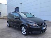 VOLKSWAGEN TOURAN 1.6 TDI S 7 SEATER PX WELCOME