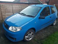 Fiat Punto Active Sport 1.2 2004 Low Mileage