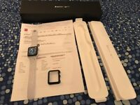 Apple Watch 42mm Series 2 Nike + White Sport Band + gift