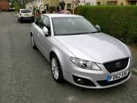Seat exeo tech pack